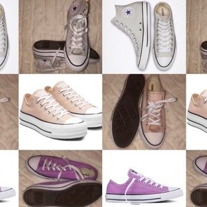 Size 9 LOT CONVERSE Sneakers